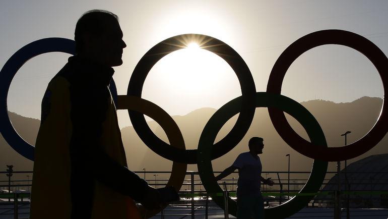 Олимпийские игры в Рио-де-Жанейро. Фото REUTERS