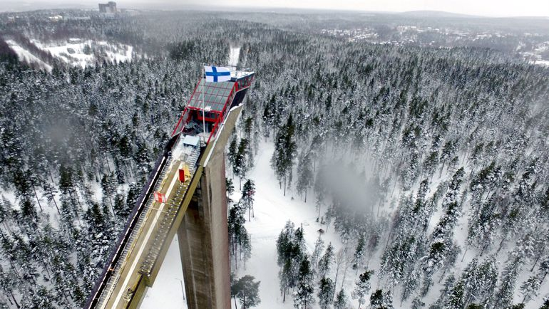 В финском городе Лахти может пройти чемпионат мира по зимним видам спорта. Фото REUTERS