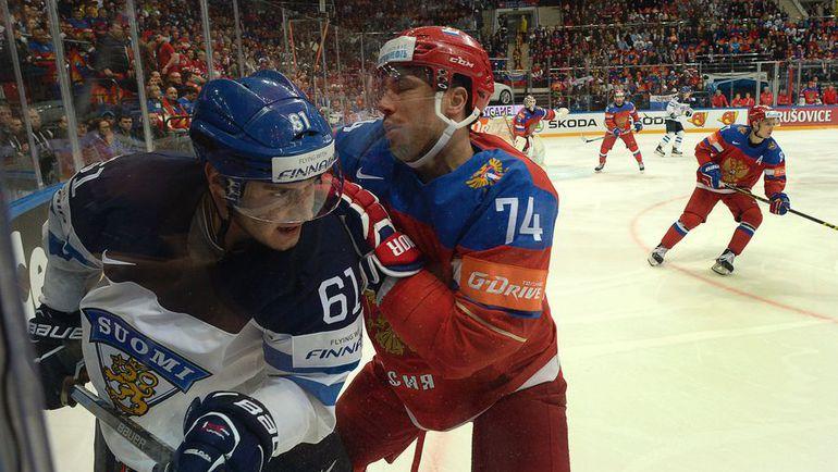 Александр БАРКОВ и Алексей ЕМЕЛИН. Фото REUTERS