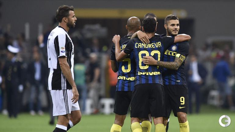 """Воскресенье. Милан. """"Интер"""" – """"Ювентус"""" – 2:1."""