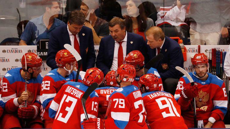 Олег ЗНАРОК и его команда. Фото REUTERS
