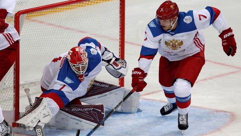 Семен ВАРЛАМОВ и Дмитрий КУЛИКОВ. Фото REUTERS