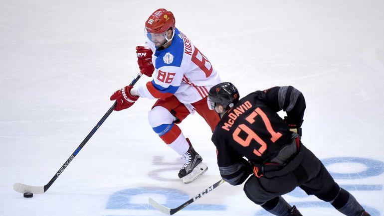 Никита КУЧЕРОВ (№86). Фото AFP