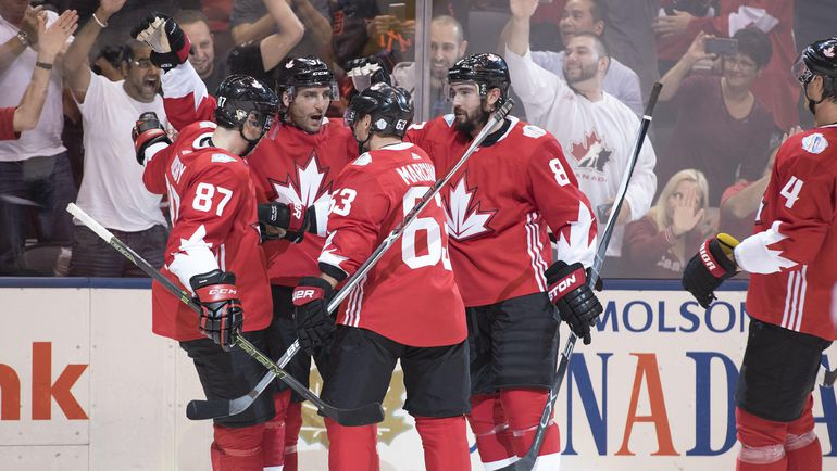 У канадцев команда, кажется, без слабых мест. Фото REUTERS