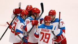 У сборной России еще есть шансы занять первое место в своей группе.