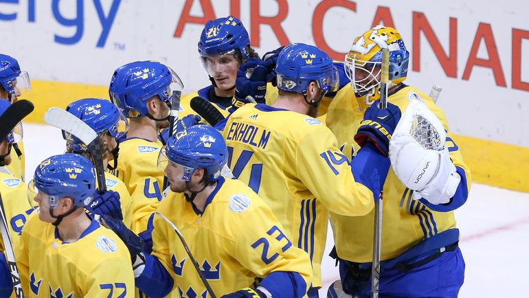 Поражение шведов в последнем туре вряд ли сыграет на руку россиянам. Фото USA Today