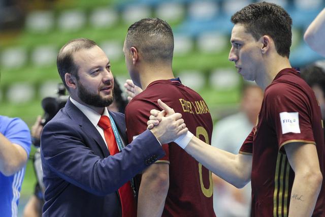 Сергей СКОРОВИЧ (слева). Фото Михаил ШАПАЕВ, РФС