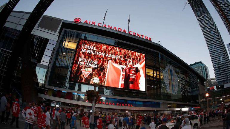 Стадион Air Canada Centre. Фото AFP