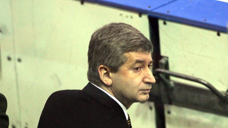 Игорь КУПЕРМАН в 2004 году. Фото Александр ФЕДОРОВ, «СЭ»