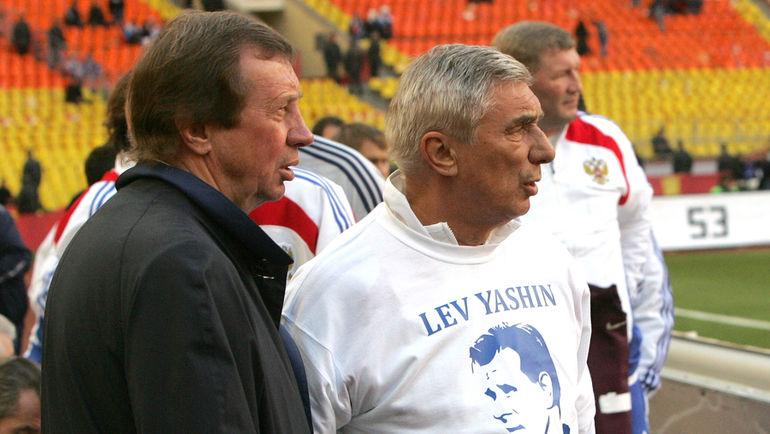 Юрий СЕМИН и Георгий ЯРЦЕВ. Фото Татьяна ДОРОГУТИНА