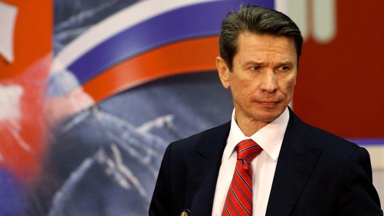 Вячеслав БЫКОВ. Фото photo.khl.ru