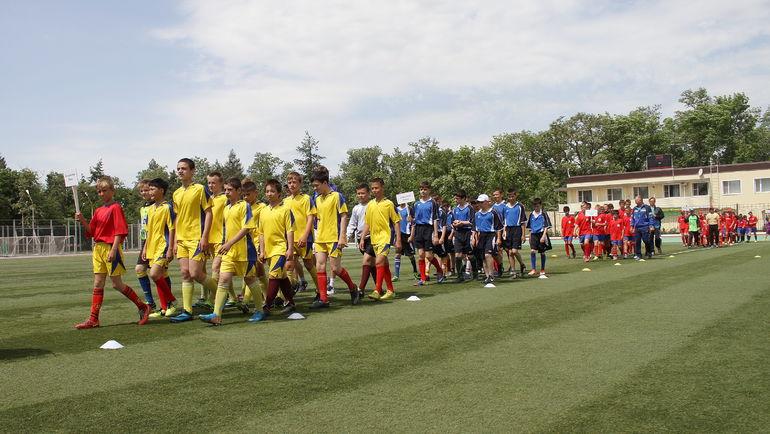 Футбол очень популярен в ростовском регионе.