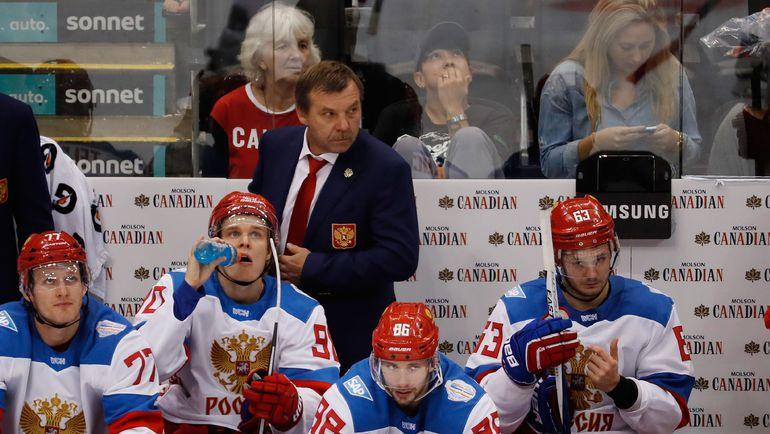 Олег ЗНАРОК со своей командой. Фото REUTERS