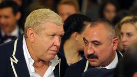 Евгений ТРЕФИЛОВ и Александр ЛЕБЗЯК.
