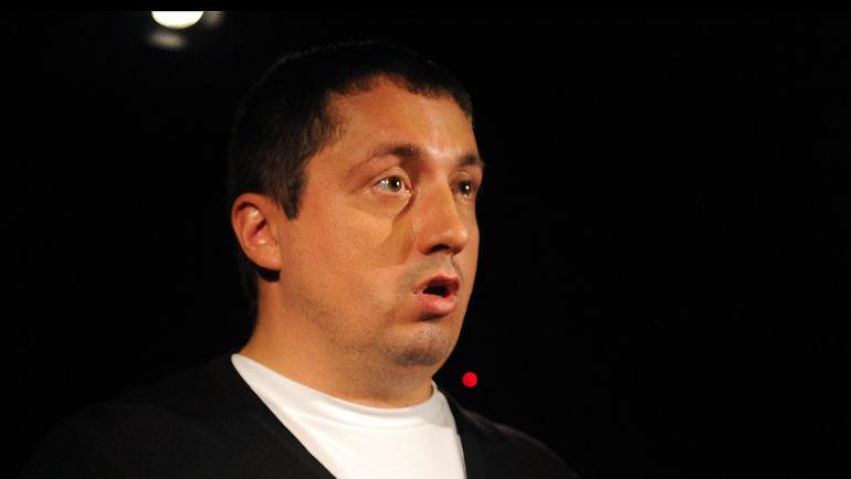 "Александр ШПРЫГИН. Фото Никита УСПЕНСКИЙ, ""СЭ"""