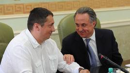 Александр ШПРЫГИН и Виталий МУТКО.