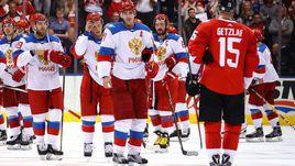 Суббота. Торонто. Канада – Россия – 5:3. Сборная России проиграла хозяевам Кубка мира в полуфинале турнира.