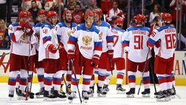 Суббота. Торонто. Канада - Россия - 5:3. Грусть национальной команды России.