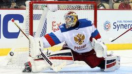 Сергей БОБРОВСКИЙ - однозначно лучший игрок сборной России на Кубке мира.