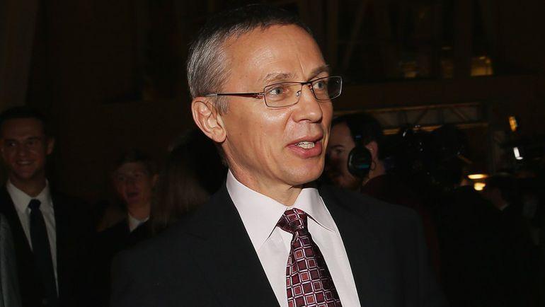 Игорь ЛАРИОНОВ. Фото AFP