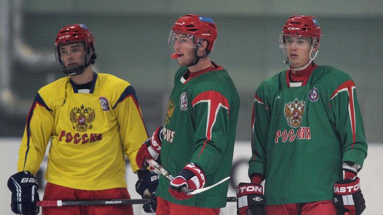"""Николай ГЛУХОВ (справа). Фото """"СЭ"""""""