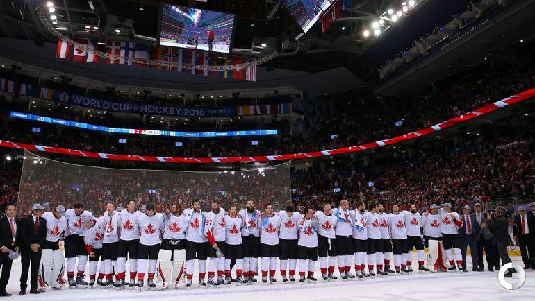 Четверг. Торонто. Европа - Канада - 1:2. Фото REUTERS