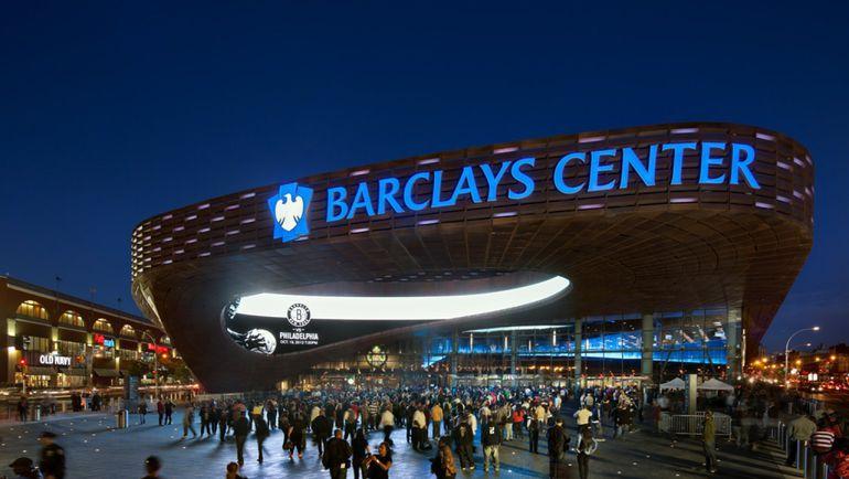 Barclays Center. Фото pixbam.com