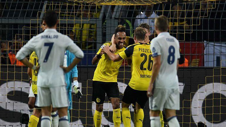 """""""Реал"""" и соперники в желтом: что не так? Фото AFP"""
