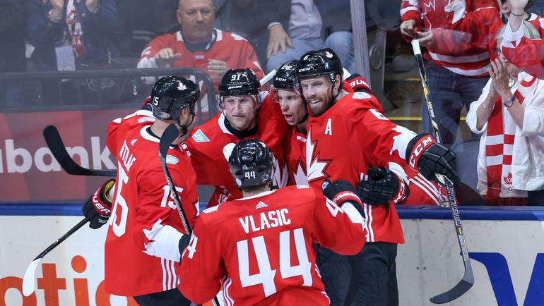 Канадцы легко выиграли домашний супертурнир. Фото REUTERS