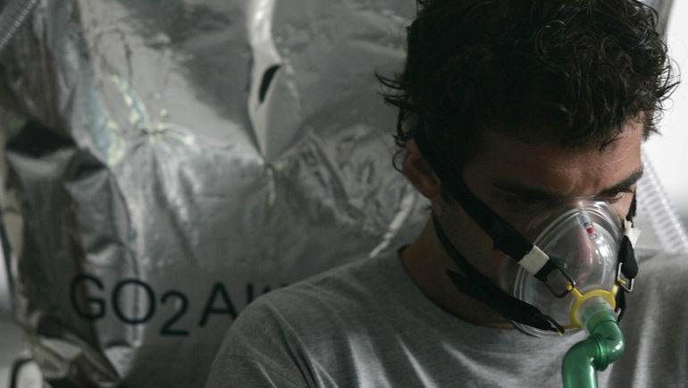 Кислородные маски можно использовать в спорте. Фото REUTERS