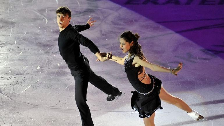 Елена ИЛЬИНЫХ (справа) и Руслан ЖИГАНШИН вернулись в Россию. Фото Ксения НУРТДИНОВА