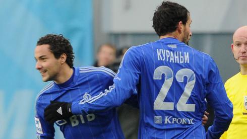 Отман БАККАЛ (слева) и Кевин КУРАНЬИ. Фото Никита УСПЕНСКИЙ, «СЭ»