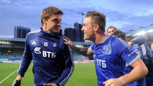 Александр ЕПУРЯНУ (слева) и Андрей ВОРОНИН. Фото Никита УСПЕНСКИЙ, «СЭ»