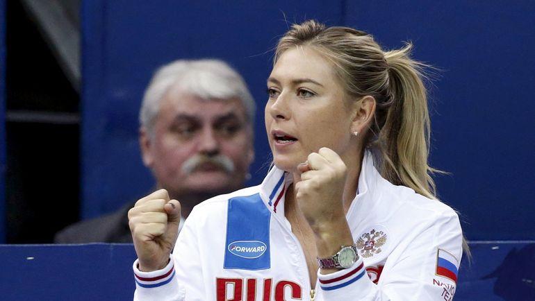 Мария ШАРАПОВА. Фото Reuters