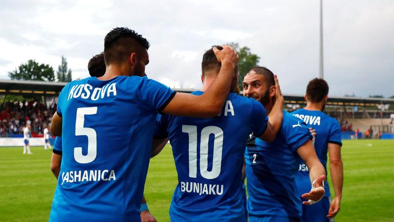 Удастся ли сборной Косова приковать к себе максимум внимания в очередной игровой день отборочного турнира ЧМ-2018? Фото REUTERS