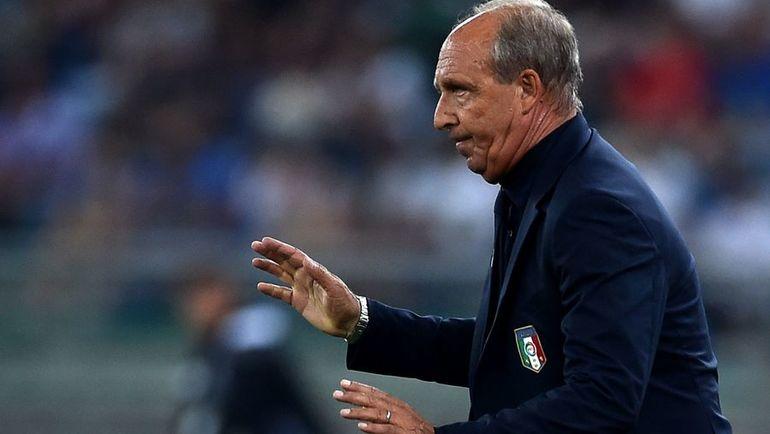 Главный тренер сборной Италии Джанпьеро ВЕНТУРА. Фото AFP