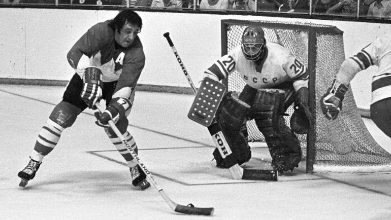 Фил ЭСПОЗИТО (слева) и Владислав ТРЕТЬЯК. Фото The Canadian Press