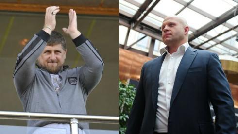 Кто прав - Кадыров или Емельяненко?