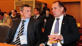Валентин ИВАНОВ (слева) и Николай ЛЕВНИКОВ.