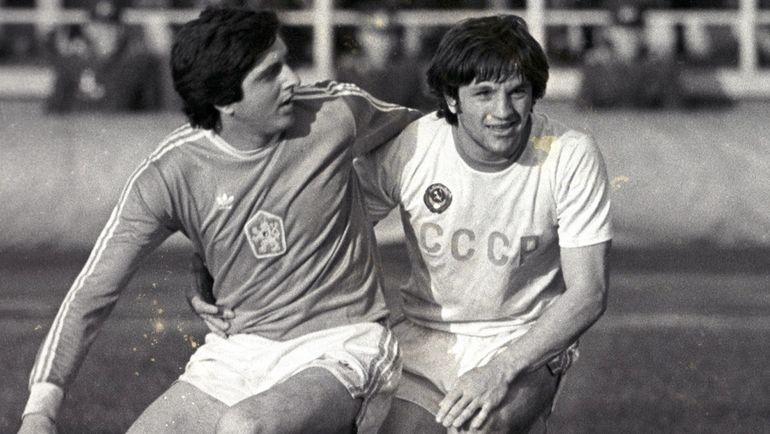 Виталий ДАРАСЕЛИЯ (справа). Фото Федор АЛЕКСЕЕВ