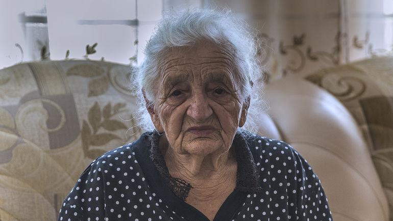 """Мери ДАРАСЕЛИЯ. Фото Юрий ГОЛЫШАК, """"СЭ"""""""