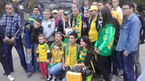 Петреску попрощался с болельщиками
