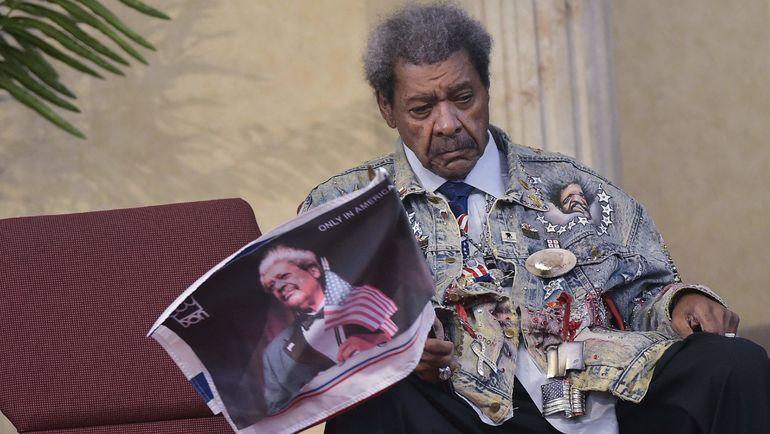 Дон КИНГ. Фото AFP