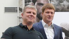 Андрей РЯБИНСКИЙ (слева) и Александр ПОВЕТКИН.