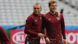 Денис ГЛУШАКОВ и Александр КОКОРИН потеряли место в сборной России после Euro-2016.