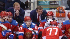 Алексей ЖАМНОВ и Олег ЗНАРОК на Кубке мира в Торонто.