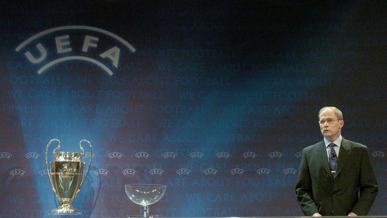 Глава Ассоциации европейских профессиональных футбольных лиг Ларс-Кристер УЛЬССОН - один из тех, кто категорически против реформирования Лиги чемпионов. Фото REUTERS