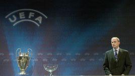 Глава Ассоциации европейских профессиональных футбольных лиг Ларс-Кристер УЛЬССОН - один из тех, кто категорически против реформирования Лиги чемпионов.