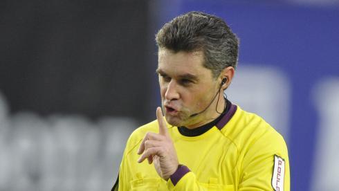 Алексей Николаев:  приговоренный к судейству