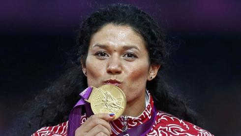 МОК лишил Лысенко золота Олимпийских игр-2012